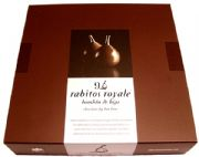 Rabitos Royale Chocolate Truffle Figs - box of 9